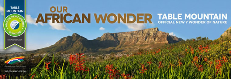 African wonder Cape Town